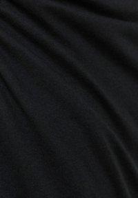 Bershka - Jerseykleid - black - 7