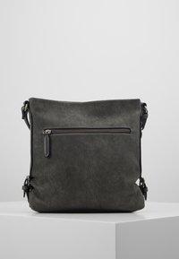TOM TAILOR - PERUGIA - Across body bag - dark grey - 2