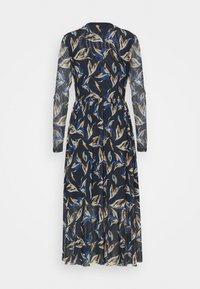 TOM TAILOR DENIM - PRINTED DRESS - Maxi dress - blue - 1
