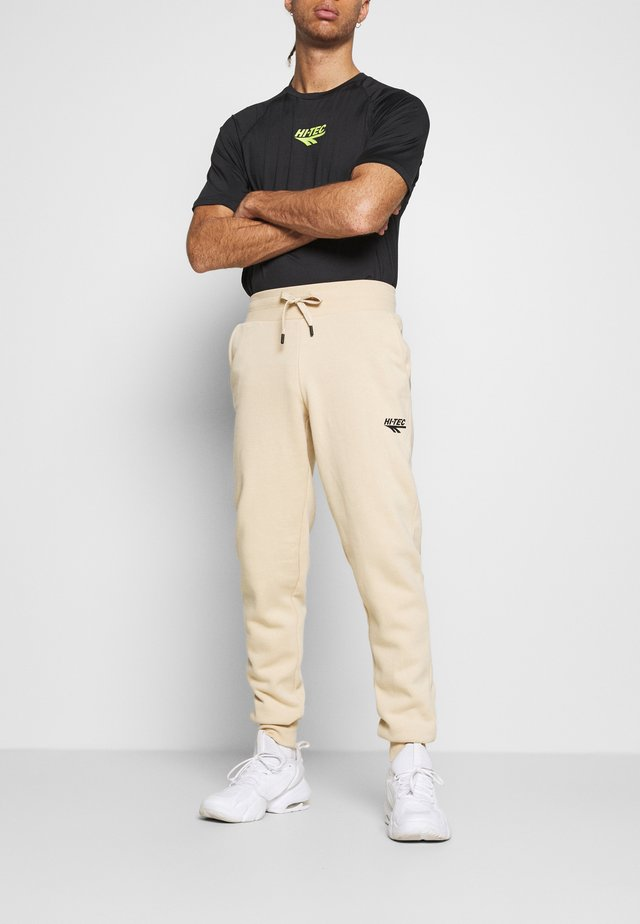 ARCHIE BASIC JOGGER - Pantalon de survêtement - pebble