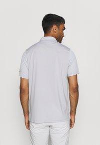 Oakley - HALF LEADER - Polo shirt - lunar rock - 4