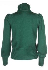 Luisa Spagnoli - MAGDALENA - Stickad tröja - verde bottiglia - 5