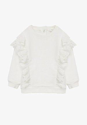 SUIZO - Sweatshirts - gebroken wit
