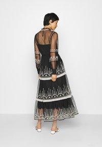 Derhy - FAIENCE ROBE - Maxi dress - black - 2
