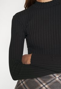 Zign - Long sleeved top - black - 6