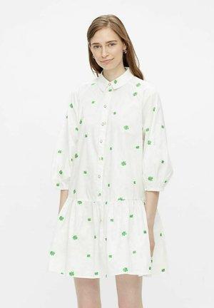 Abito a camicia - bright white