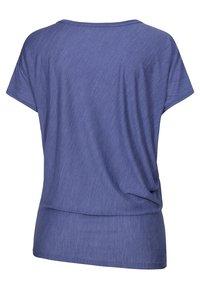super.natural - Print T-shirt - darkblue - 2