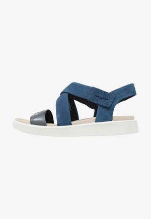 FLOWT - Walking sandals - marine/true navy