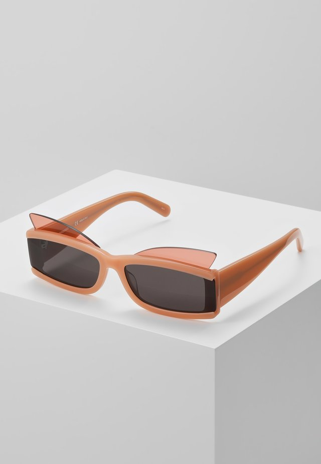 Sunglasses - beige
