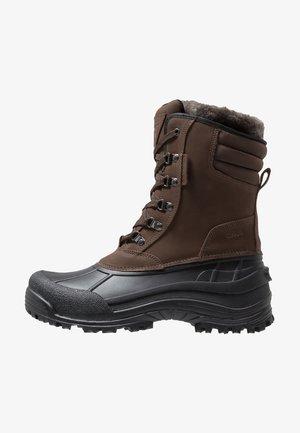 KINOS WP - Winter boots - arabica