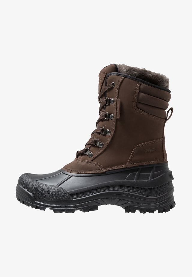 KINOS WP - Winter boots - arabica