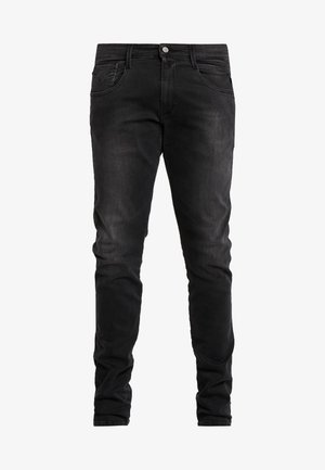 ANBASS - Jeans Slim Fit - dark grey
