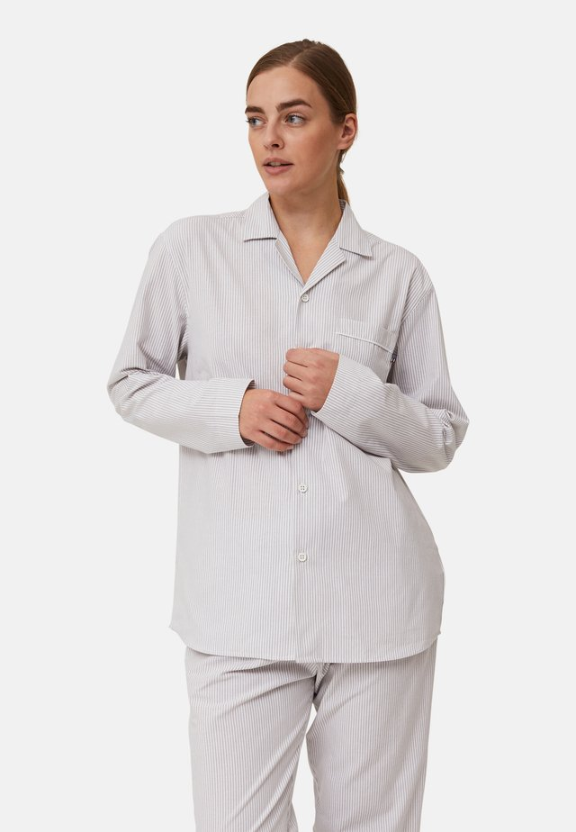 SET - Pyjama - gray white
