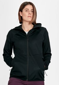 Mammut - Giacca outdoor - black - 4