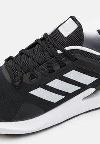 adidas Performance - ALPHATORSION - Scarpe running neutre - core black/footwear white - 5
