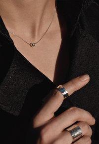 No More - BUBBLE - Necklace - silver - 0