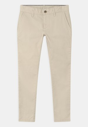 SLIM - Chinos - pebble