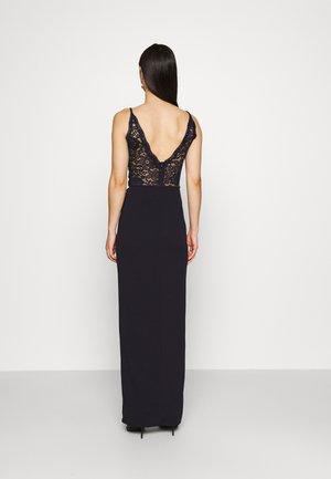 RAMIRA DRESS - Žerzejové šaty - navy blue