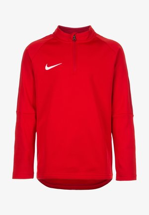 DRY ACADEMY 18 DRILL - Long sleeved top - red