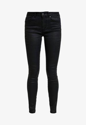 SUPER - Trousers - black