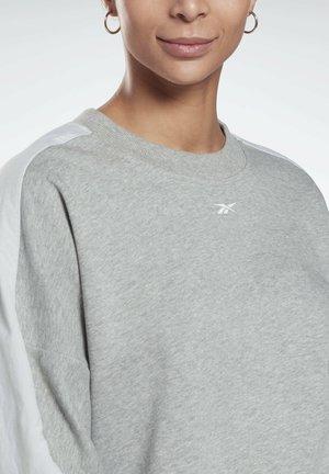 MYT CREW SWEATSHIRT - Sweatshirt - grey