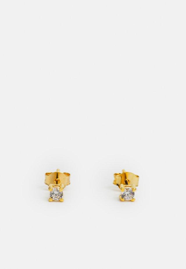 PRINCESS PICCOLO EARRINGS - Orecchini - gold-coloured