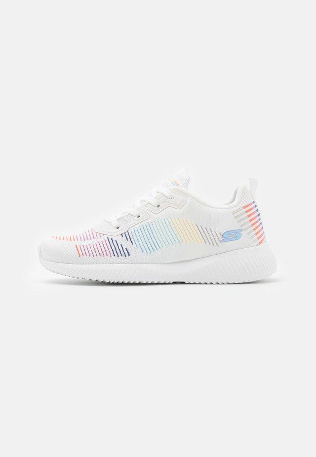 BOBS SQUAD - Trainers - white/pastel rainbow