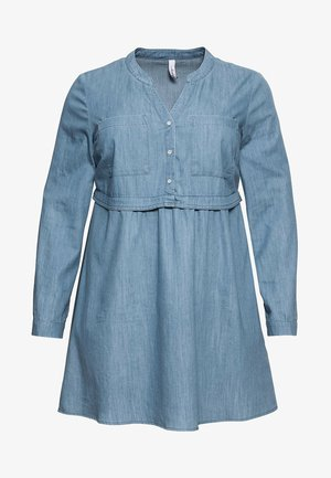 Tunic - light blue denim