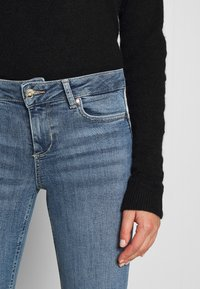 Liu Jo Jeans - MONROE - Jeans Skinny Fit - denim blue crux wash - 5