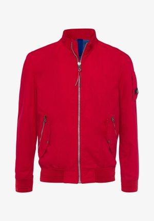 STYLE CREW - Bomber Jacket - red