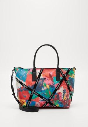 BOLS ARCADIAN HOLBOX MIN - Handbag - red
