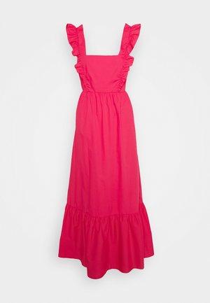 POPLIN - Maxi šaty - pink