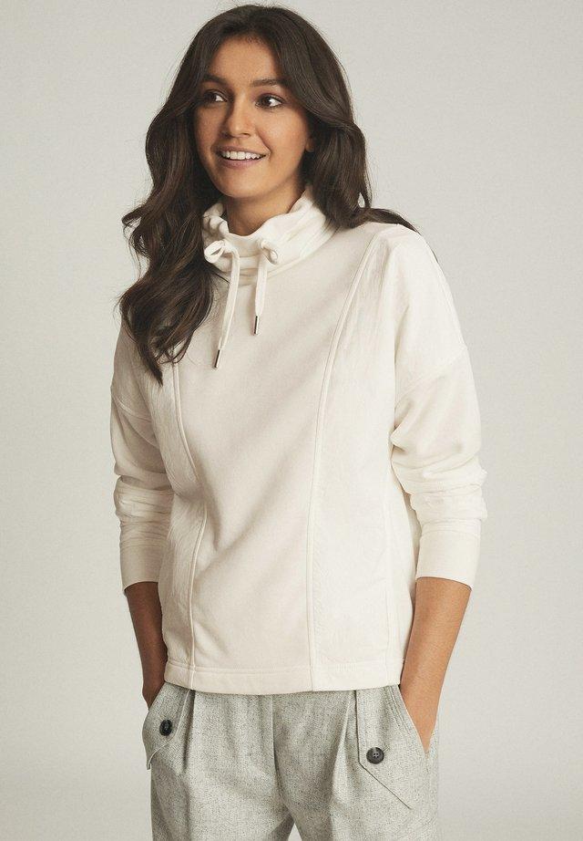 MIA - Sweater - white