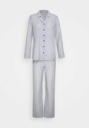 CORRIE SET - Pyjamas - blue lavender