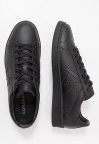 Converse - PRO - Trainers - black - 1