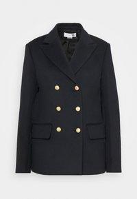 Victoria Beckham - DOUBLE BREASTED PEA COAT - Blazer - navy - 5