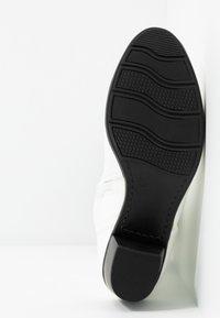 Jana - Boots - white - 6