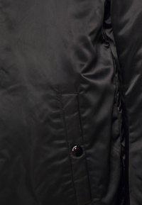 Diesel - J-FOOT GIACCA - Light jacket - black - 2