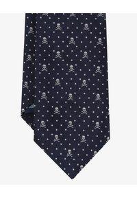 Scalpers - Tie - navy/grey - 2