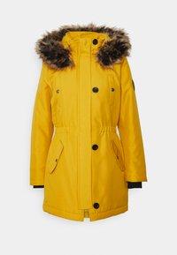 ONLIRIS  - Winter coat - tawny olive