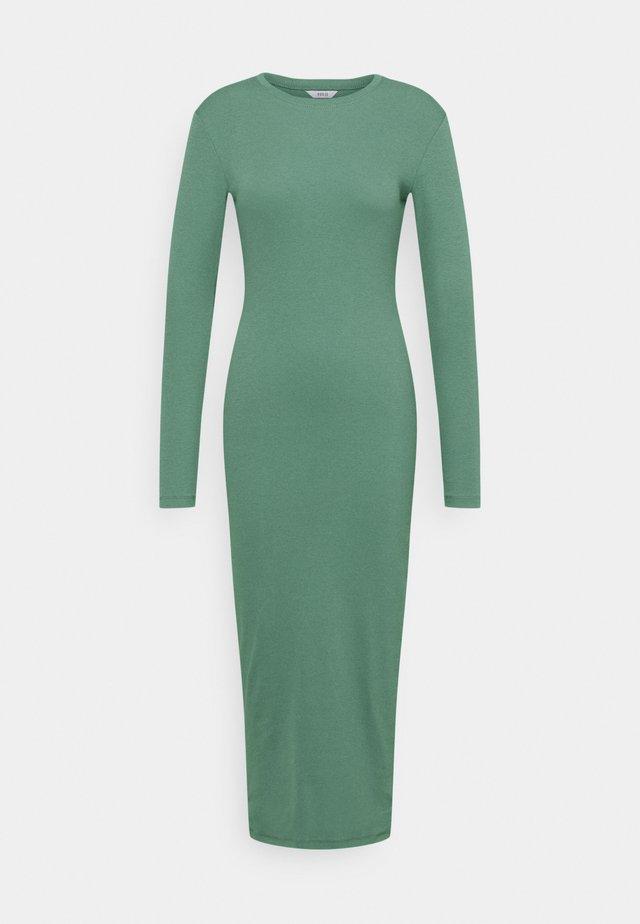 ENALLY DRESS - Žerzejové šaty - blue spruce