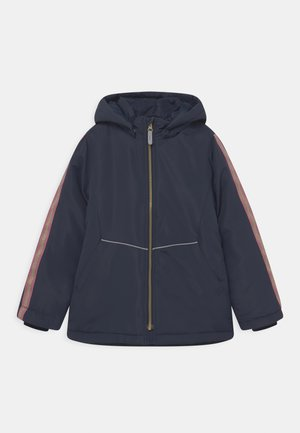 NKFMAXI JACKET - Winter jacket - dark sapphire
