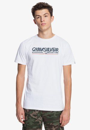LIKE GOLD - Print T-shirt - white