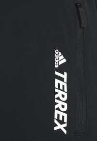 adidas Performance - TERREX HIKE - Friluftsshorts - black - 2