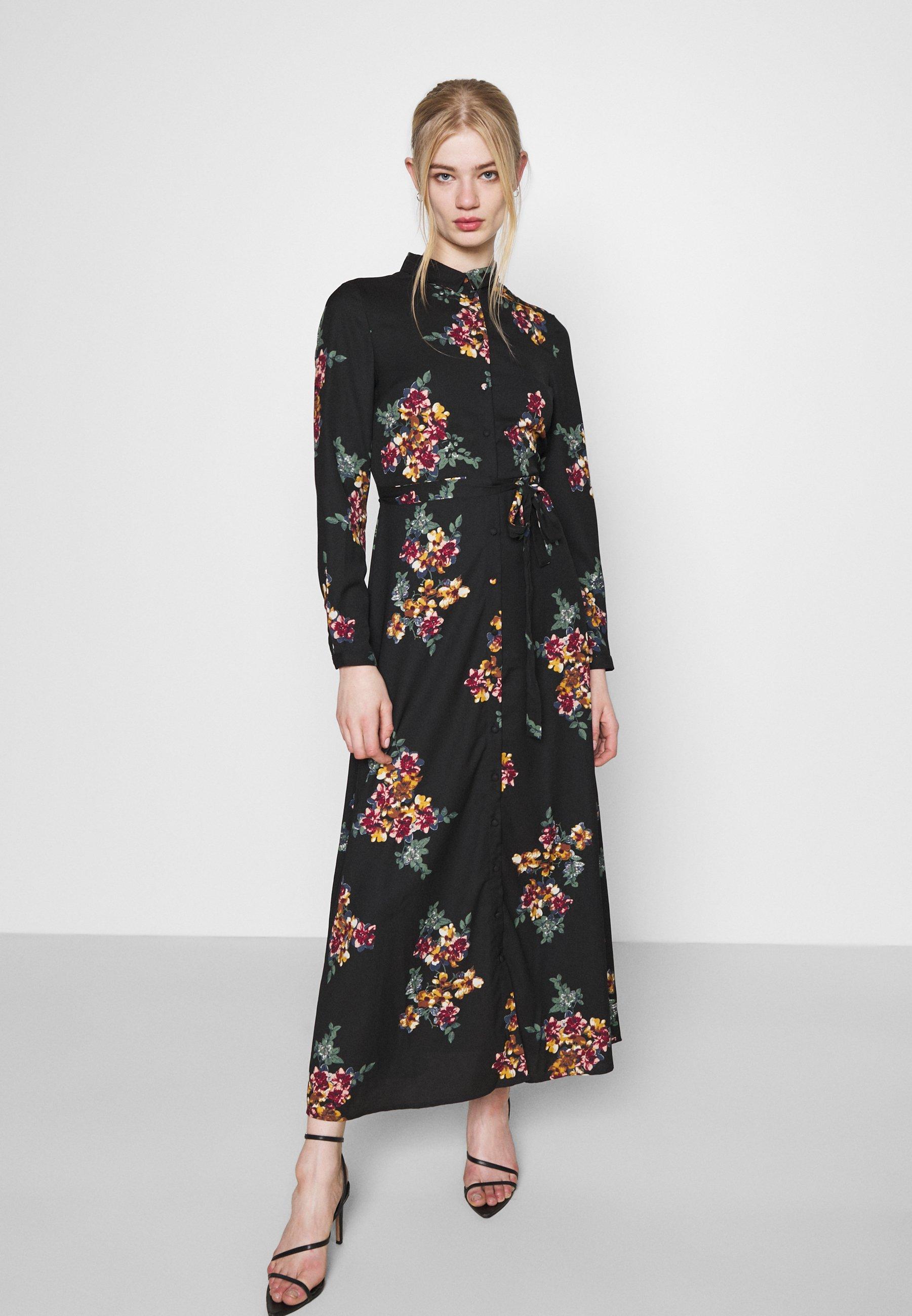Women VMNEWALLIE DRESS  - Maxi dress