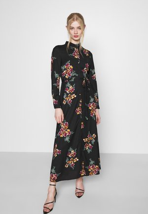 VMNEWALLIE DRESS  - Maxikjole - black