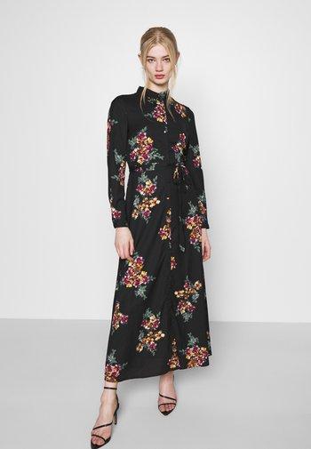 VMNEWALLIE DRESS  - Maxi dress - black
