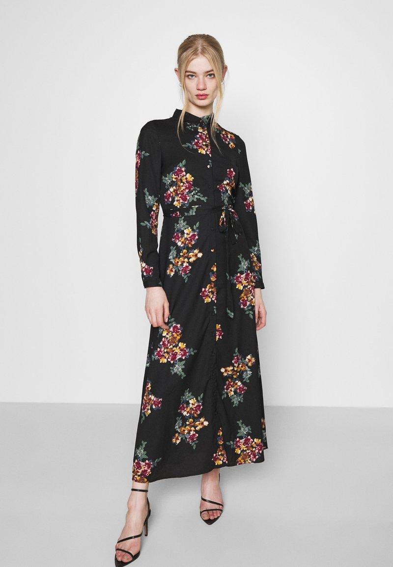Vero Moda - VMNEWALLIE DRESS  - Maxi dress - black