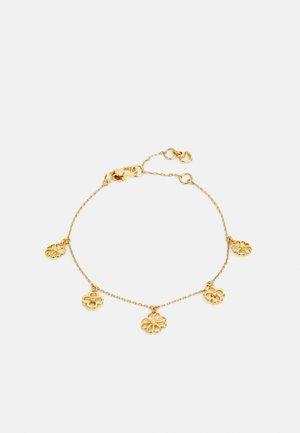 CHARM BRACELET - Armband - gold-coloured