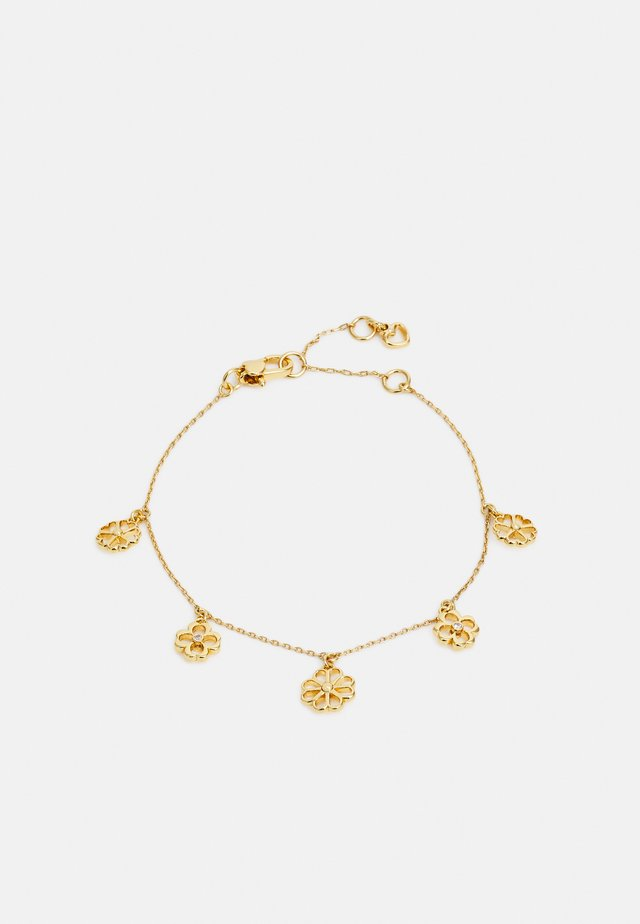 CHARM BRACELET - Armband - gold-coloured
